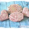 Zentangle cookies!