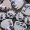 Elegant Wedding Cookies