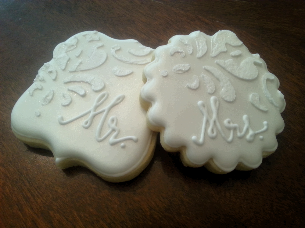 Mr. & Mrs. Cookies