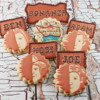 Bonanza Cookies