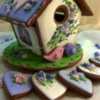"""Gingerbread House """"In Provence"""""""
