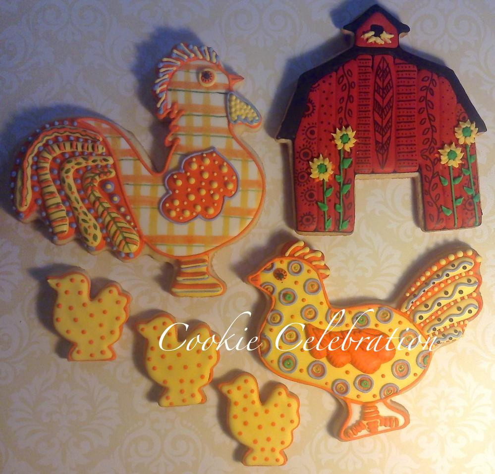 The Barnyard - Cookie Celebration