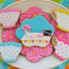 Garden Tea Party Cookies