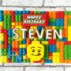 Lego cookie puzzle