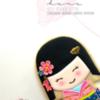 Kokeshi Doll Hana