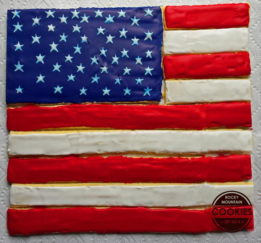db264e3c5dc5 American Flag Multi-Cookie Set