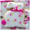 Easter Bunnies, sugarhappycookies.com