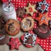 Cowboy cookie set