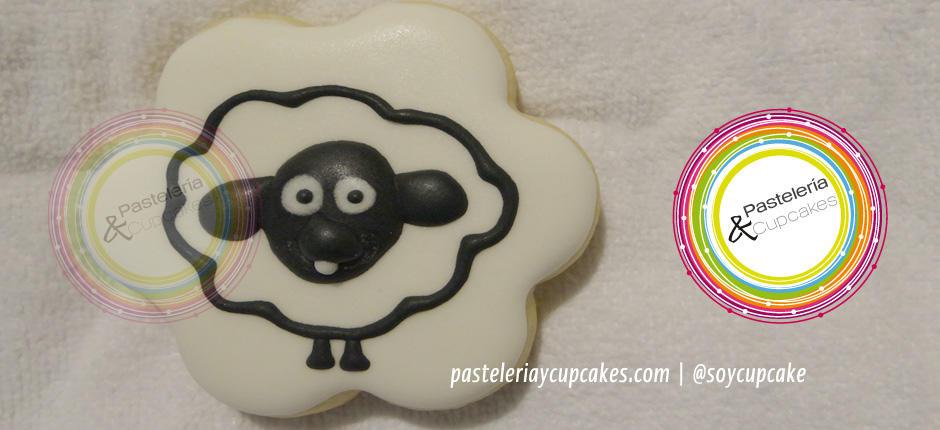 cookie lamb