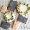 French chic summer cookies