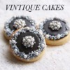 Jeweled Mini Sugar Cookies