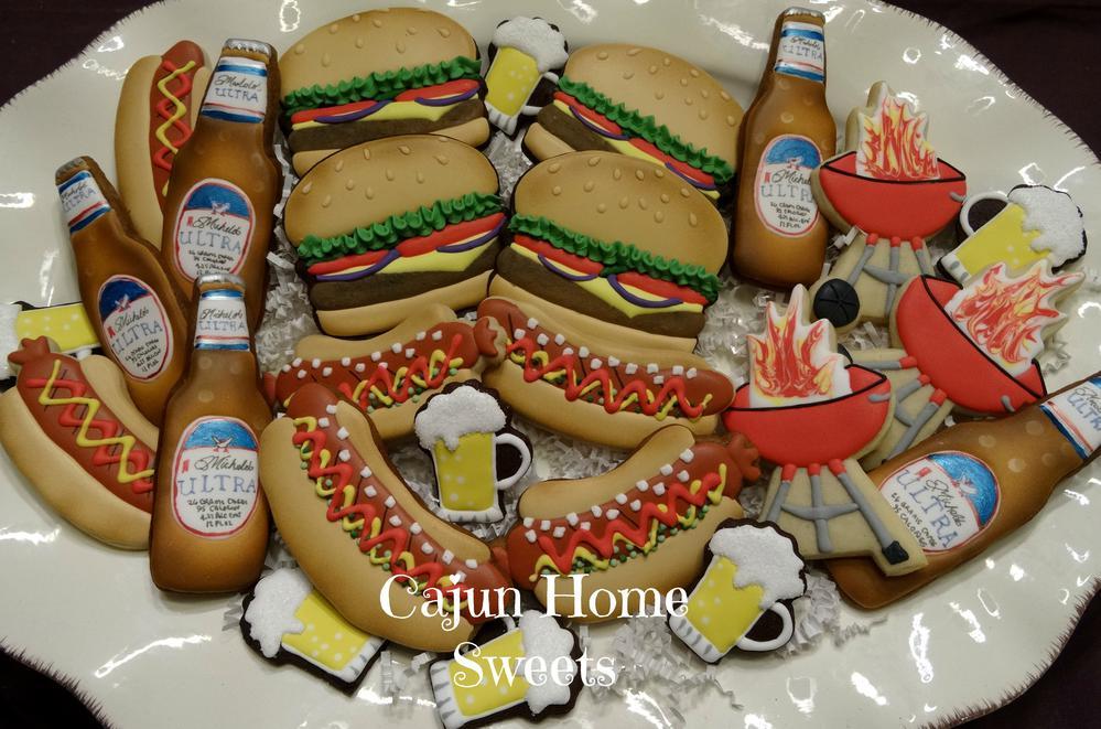 Beer, Brats & Burgers