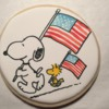 Snoopy 4th of July
