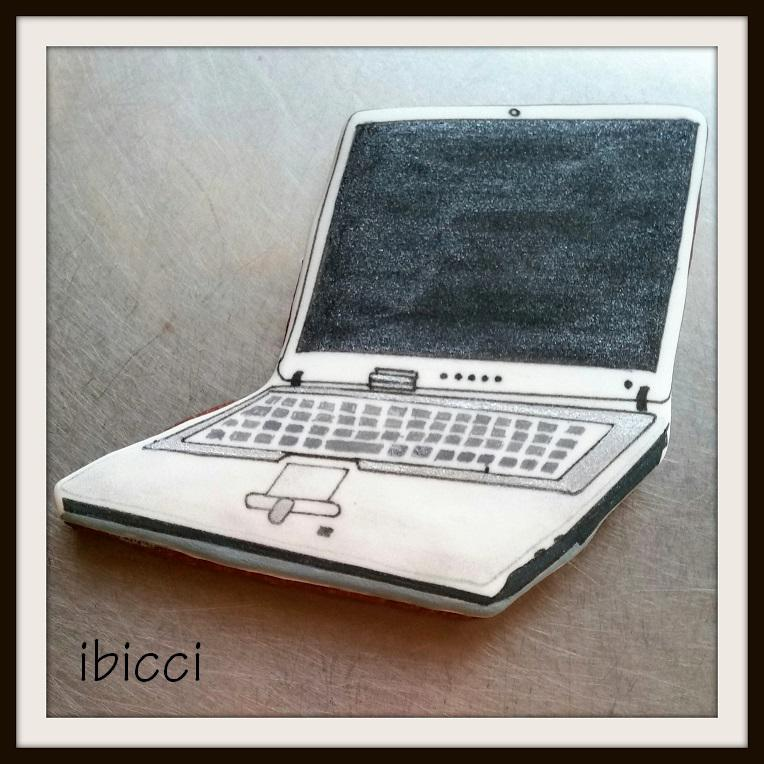 Laptop Cookie