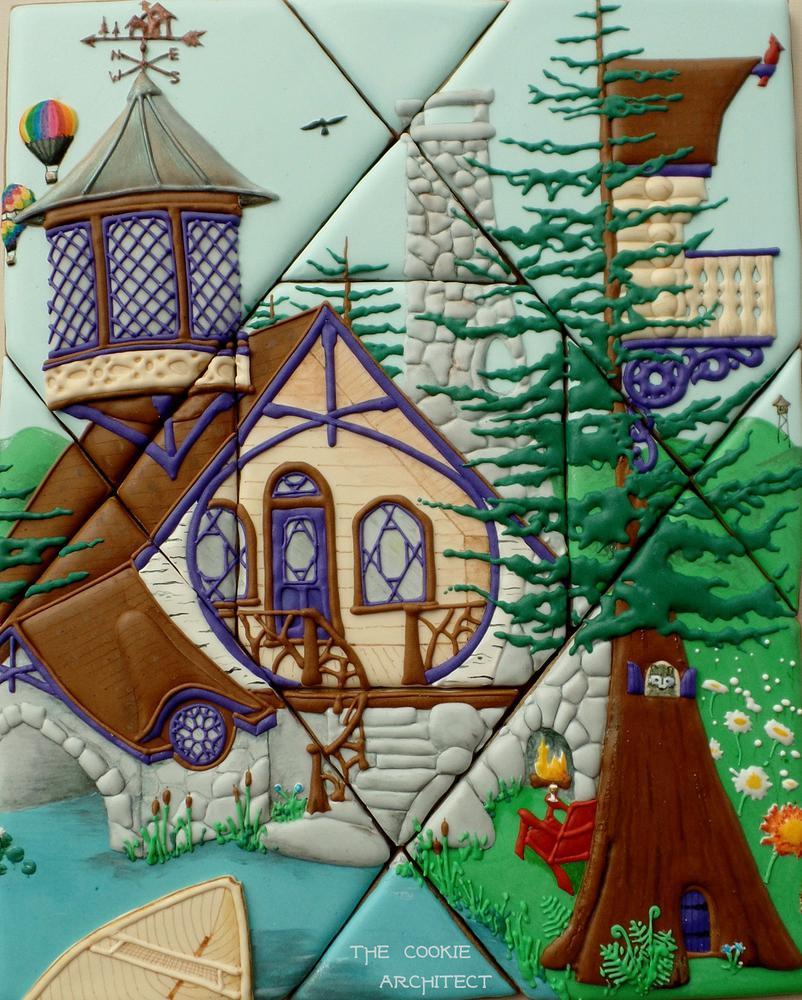Adirondack Dreaming - The Cookie Architect