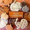 Happy Thanksgiving - Cookie Celebration