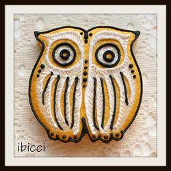 Fancy Britches Owl