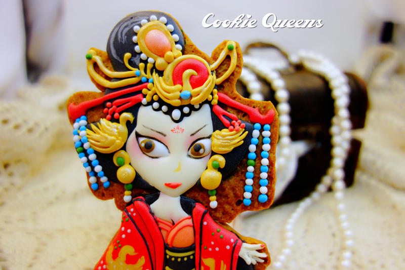The Empress of China 2 (Cookie Queens)