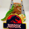 Jurassic World_Jurassic logo (Cookie Queens)