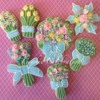 Flower Bouquets- Cookie Celebration