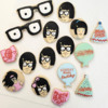 Tina Belcher Bday cookies