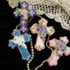 Decorated Cross Cookies