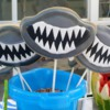 Shark Jaw Cookie Masks
