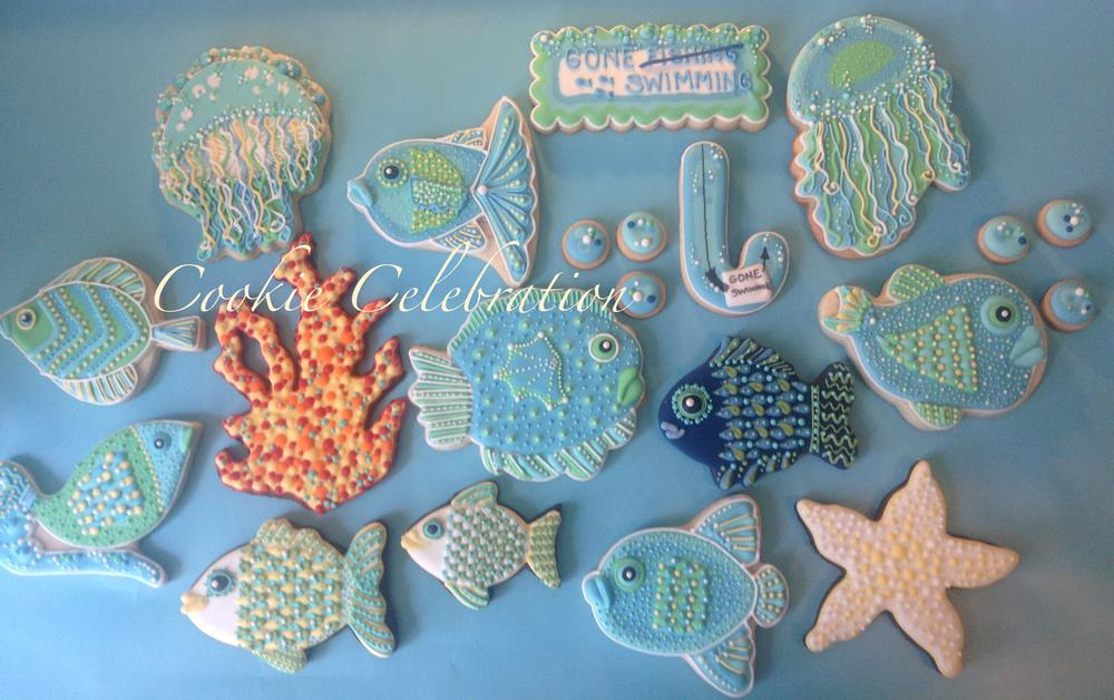 Fish Extravaganza - Cookie Celebration