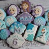 Frozen cookie set