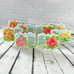 Flowers souvenir