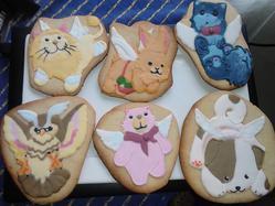 Yugi oh cookies