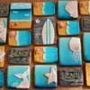 Beach Themed Cookie Set
