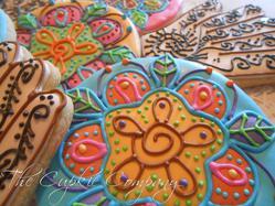 Indian cookies