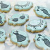 Breakfast at Tiffany's Cookie Favour Set