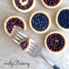 berry tart cookies