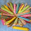 Colored pencils gingerbread