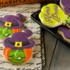 Halloween Witch Cookies
