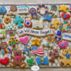 Cookie Fence - Oklahoma City Memorial Tribute