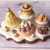 Halloween sweet table cookie