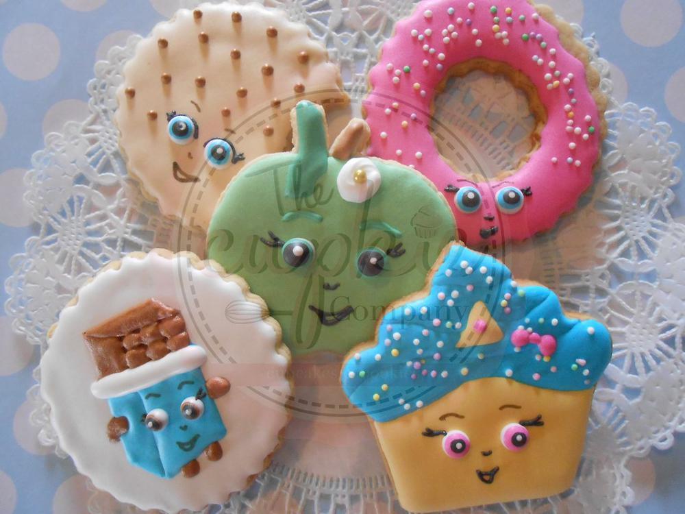 shopkins cookies