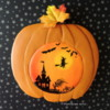 Halloween pampkin