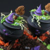 3-D Cookie Cauldrons by Julia M Usher