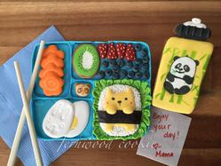 Bento Box Lunch