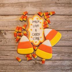 Peace, Love & Candy Corn