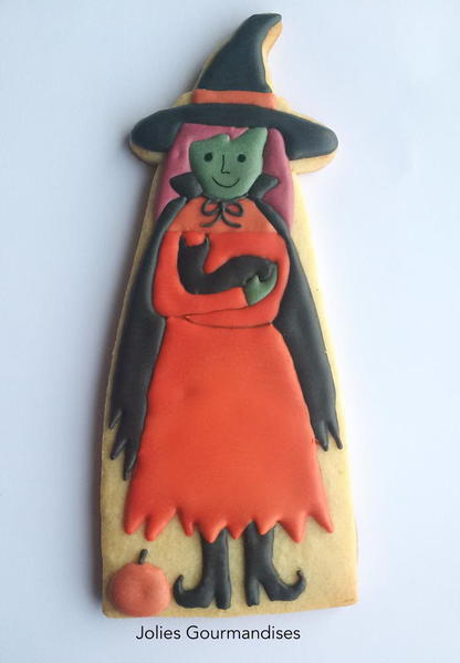 Good Witch Cookie