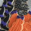 Pumpkins, Hats and Bats