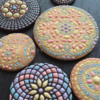 Cookies used Sugarveil silicon mat