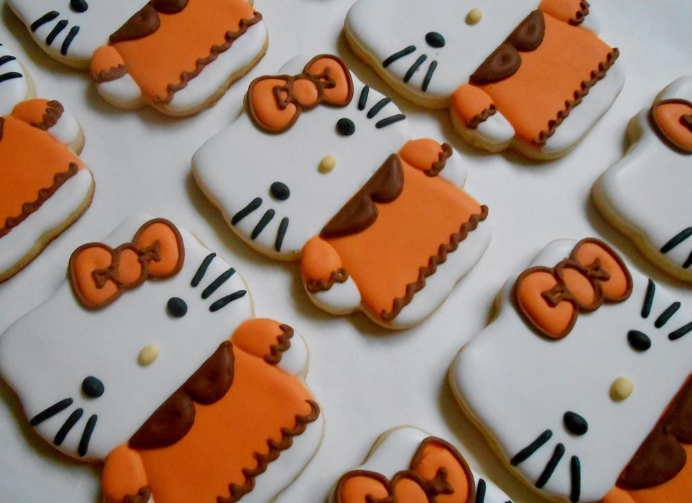 Thanksgiving Hello Kitty Cookie Connection