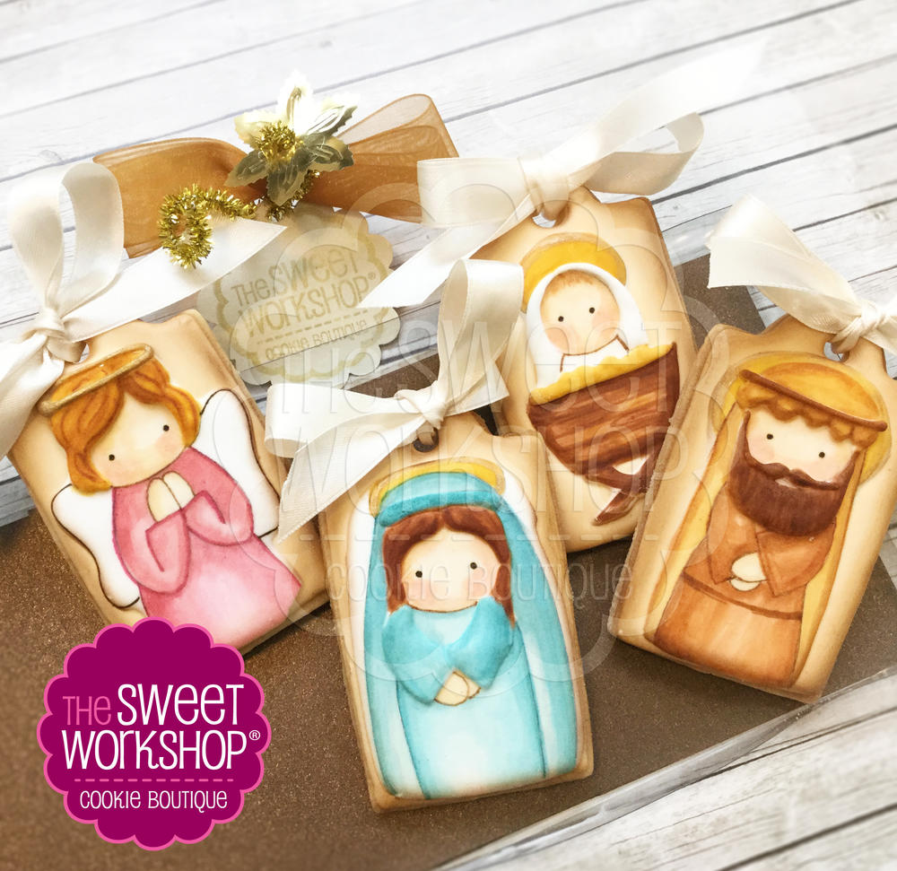 Nativity Set for Christmas!