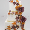 Japanese Maple Leaf Cake